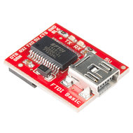 FTDI Basic Breakout - 5V  Sparkfun 09716