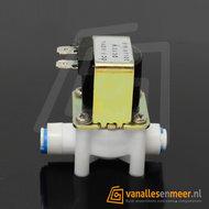 Magneetventiel  waterklep DC12V  6mm