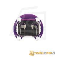 LilyPad Knoopcelbatterij Houder