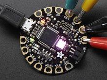 FLORA - Wearable electronic platform: Arduino-compatible - v3  Adafruit 659