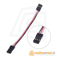 Servo Verleng kabel 10cm Patch kabel