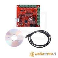 CNC USB MACH3 100Khz Breakout Board 4 Axis