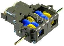 Tamiya 70168 Double Gearbox Kit  Pololu 114