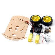 Robot Car Chassis Arduino  2wd