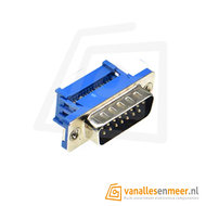 DIDC15 DB15 Male serial port CONNECTOR