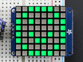 8x8-Ultra-Bright-Square-Green-LED-Matrix-+-Backpack--Adafruit-1856