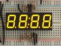 Yellow-7-segment-clock-display-0.56-digit-height--Adafruit-811